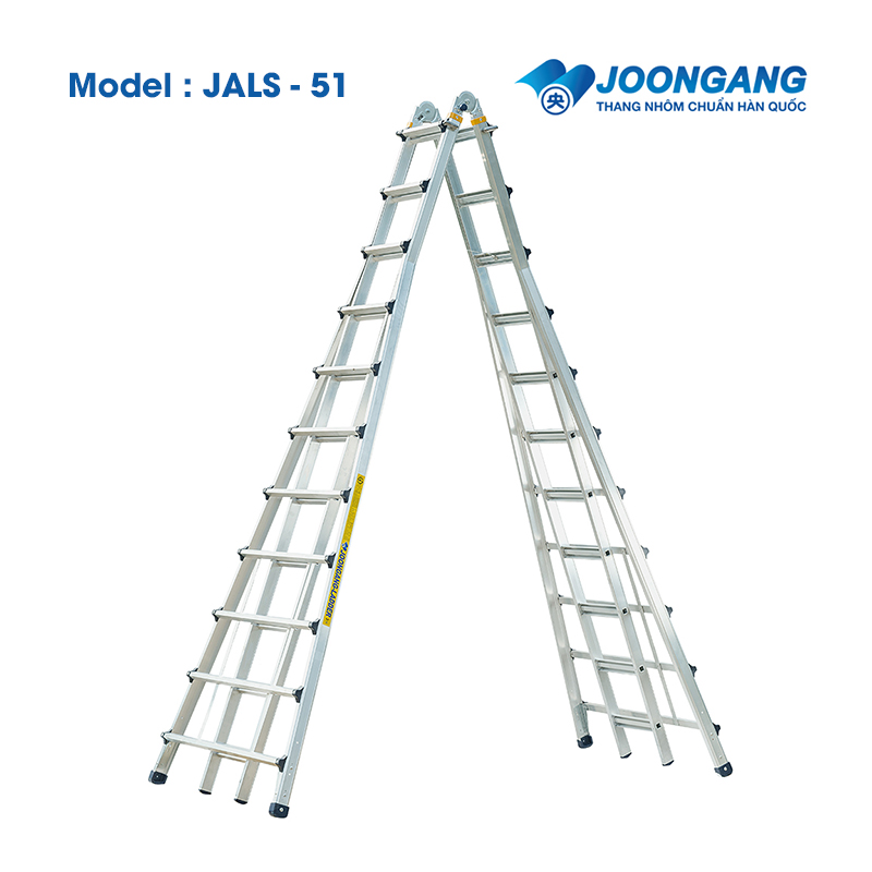Thang nhôm Joongang JALS-51