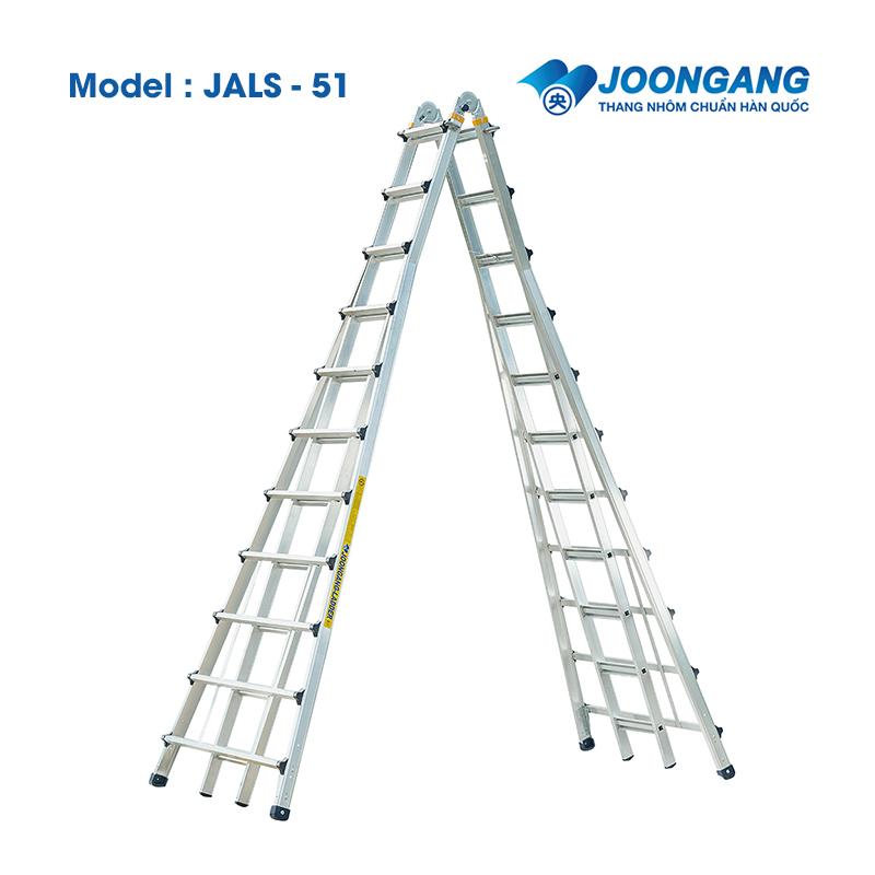 Thang nhôm Hàn quốc Joongang JALS-51