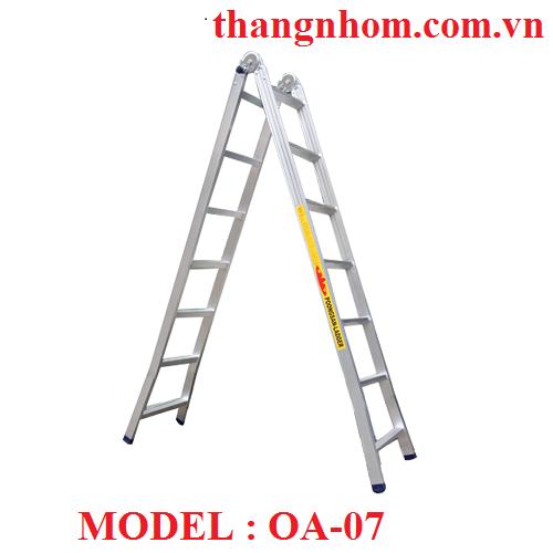 Thang nhôm chữ A Poongsan Hàn quốc OA-07