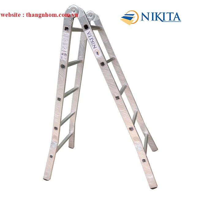 Thang nhôm chữ A Nikita 1,5m