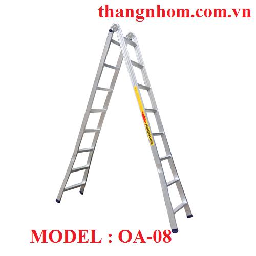 Thang nhôm chữ A Poongsan Hàn quốc OA-08