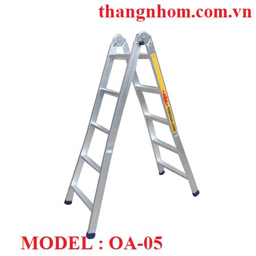 Thang nhôm chữ A Poongsan Hàn quốc OA-05