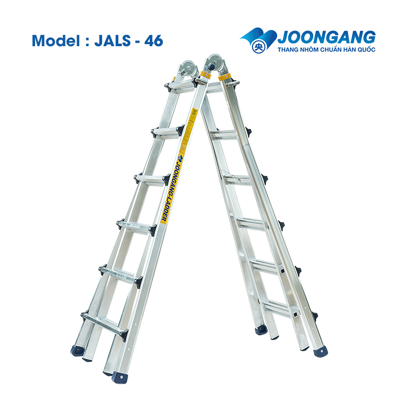 Thang nhôm Hàn quốc Joongang JALS-46