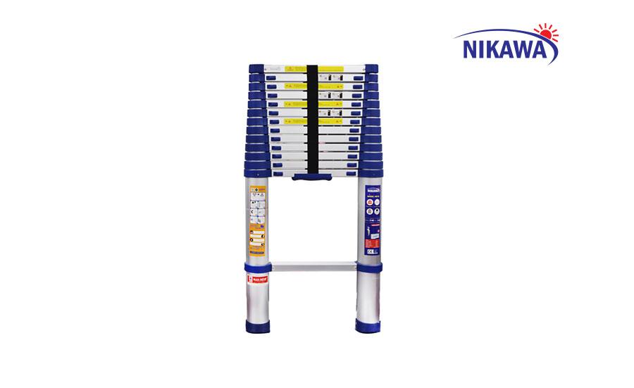 Thang nhôm rút NIKAWA NK-48