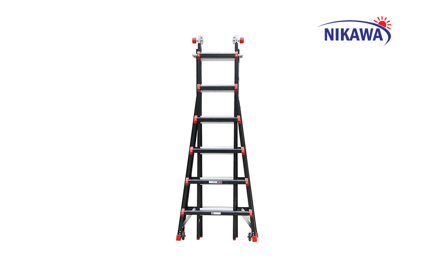 Thang nhôm gấp đa năng Nikawa NKB-46